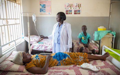 Kator PHCC - South Sudan
